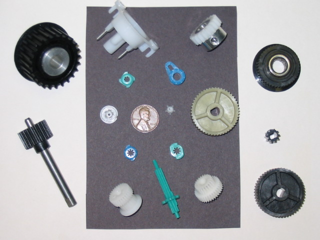 Pulley And Gears Test : Peconic plastics highly recommended plastic injection